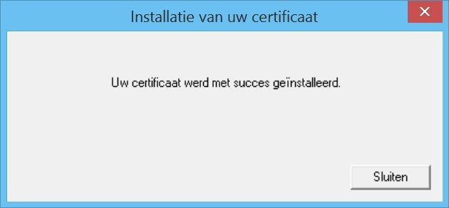 certificaat e-Businesskaart6