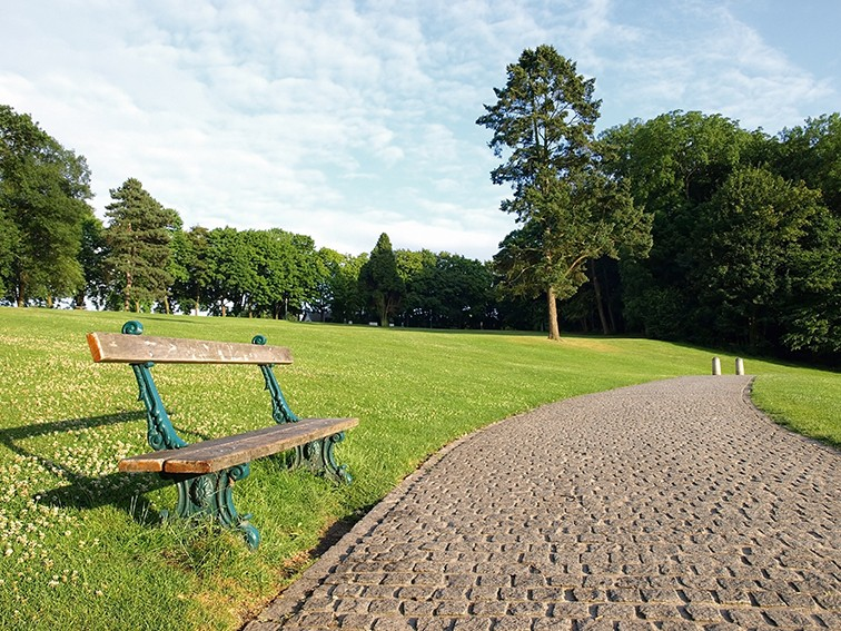 woluwe-park-bench