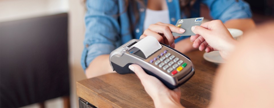 Paying with your prepaid card